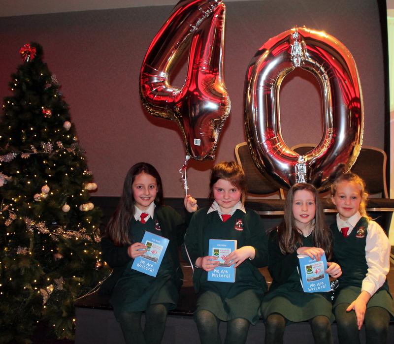 40th Anniversary & Book Launch