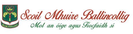 Scoil Mhuire Logo