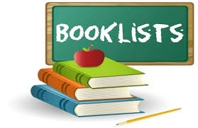 School Book Lists for 2019/2020.