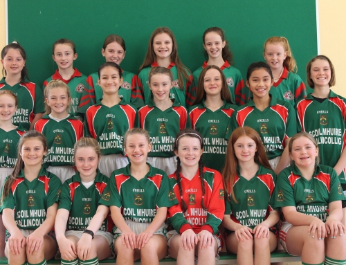 Scoil Mhuire is off to the Sciath na Scol Finals!
