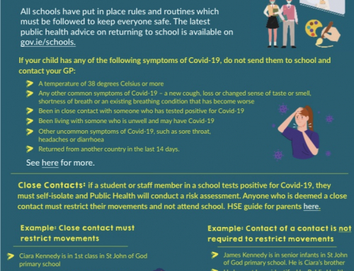 Phased Return of In-School Teaching & Learning, COVID Response Plan and Useful Resources